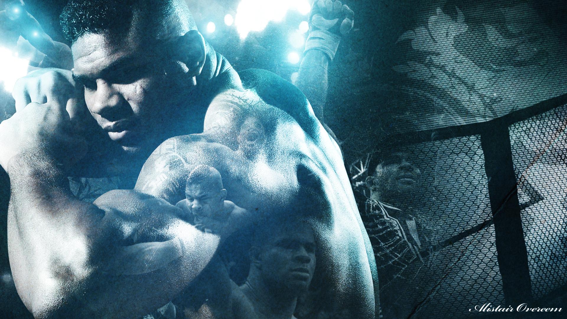 Alistair Overeem 2014 Ufc Fighters Wallpaper...