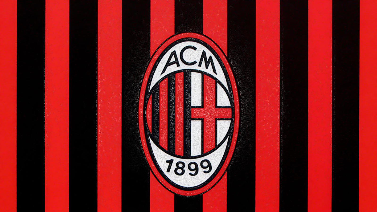 Beautiful AC Milan Logo 2014 Wallpaper Laptop 10076 Wallpaper High 1600x900