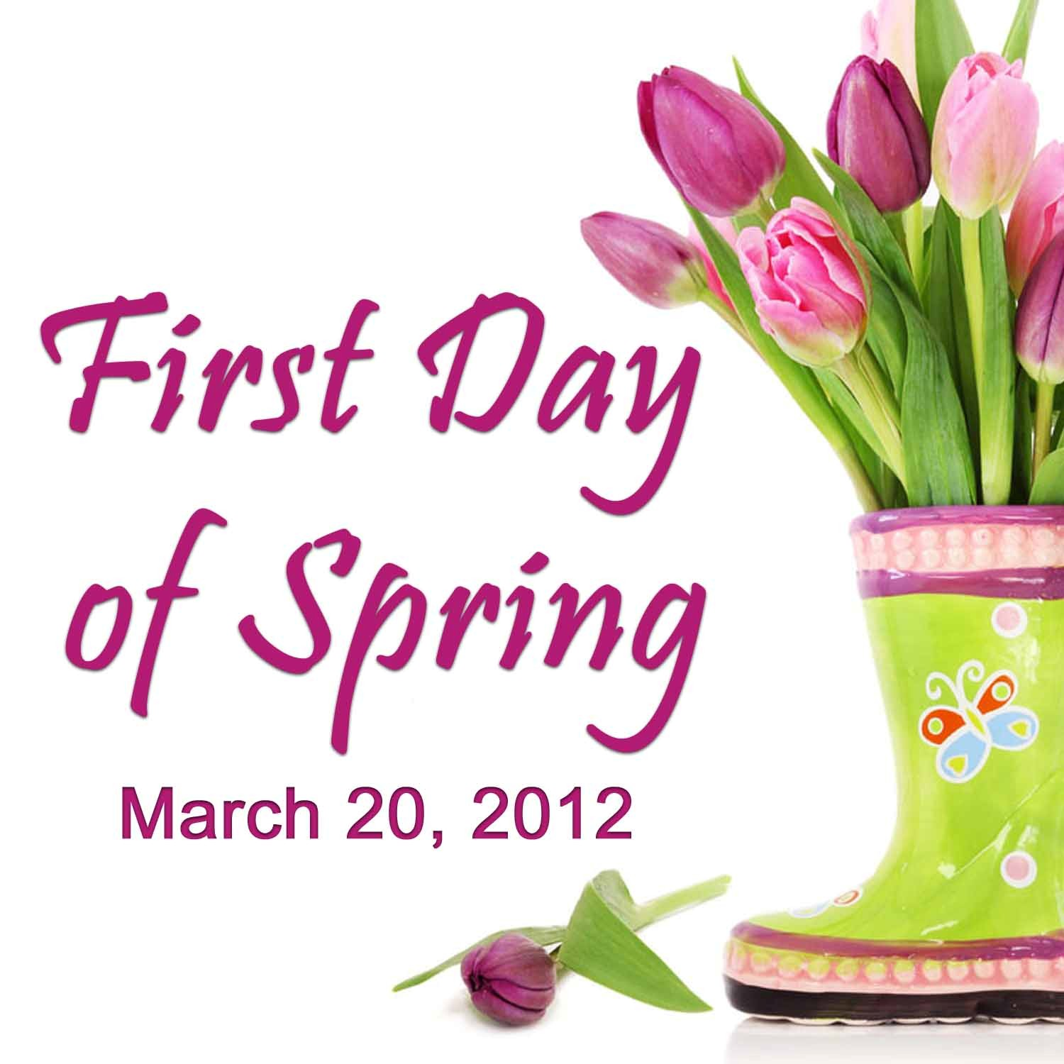 Happy First Day Of Spring Wallpaper 1500x1500   Cool PC 1500x1500