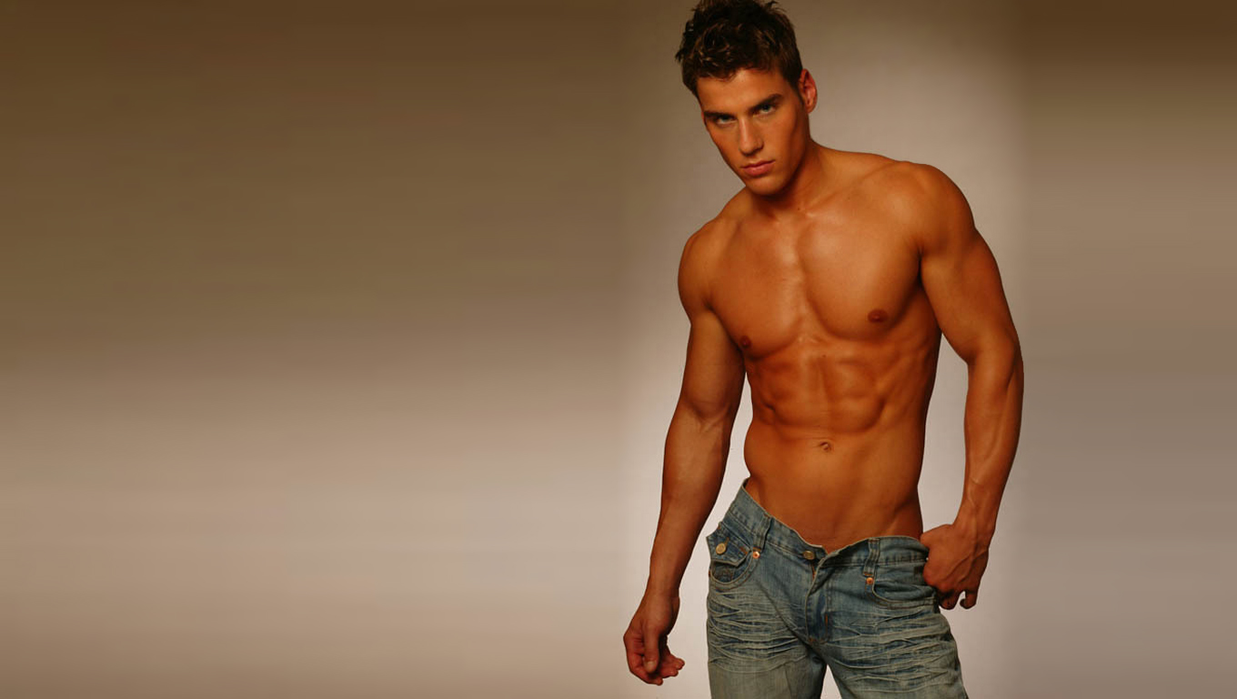Wallpaper Heaven Hunks Wallpapers 1360x768