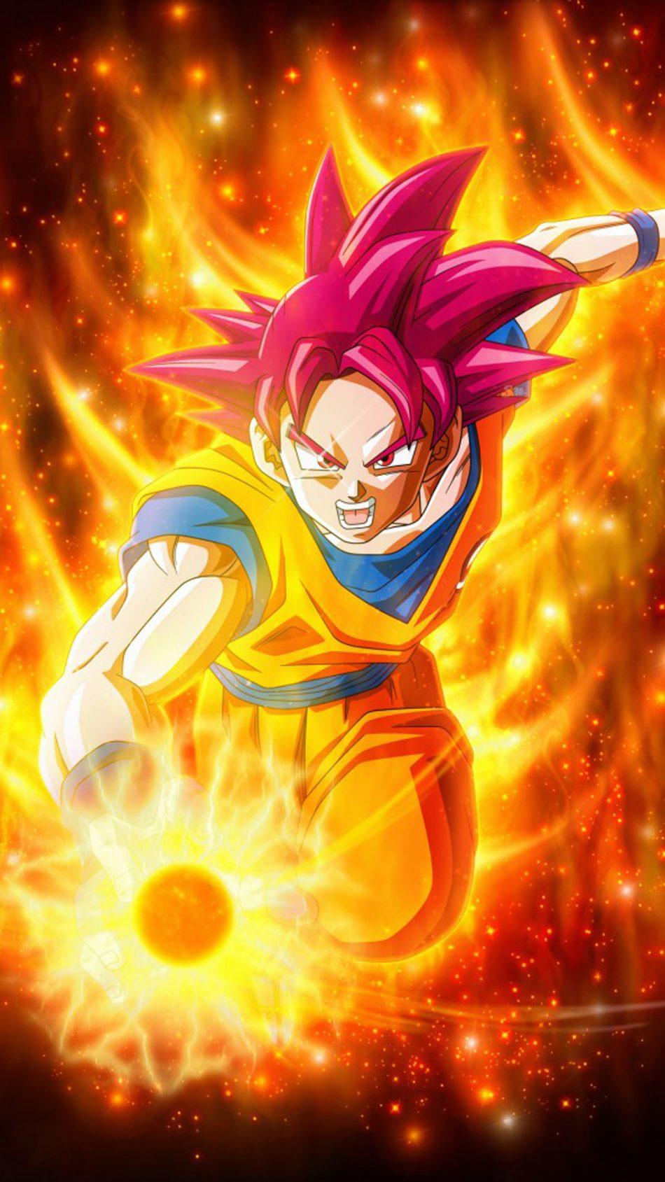 Free Download Download Super Saiyan God In Dragon Ball Super Pure