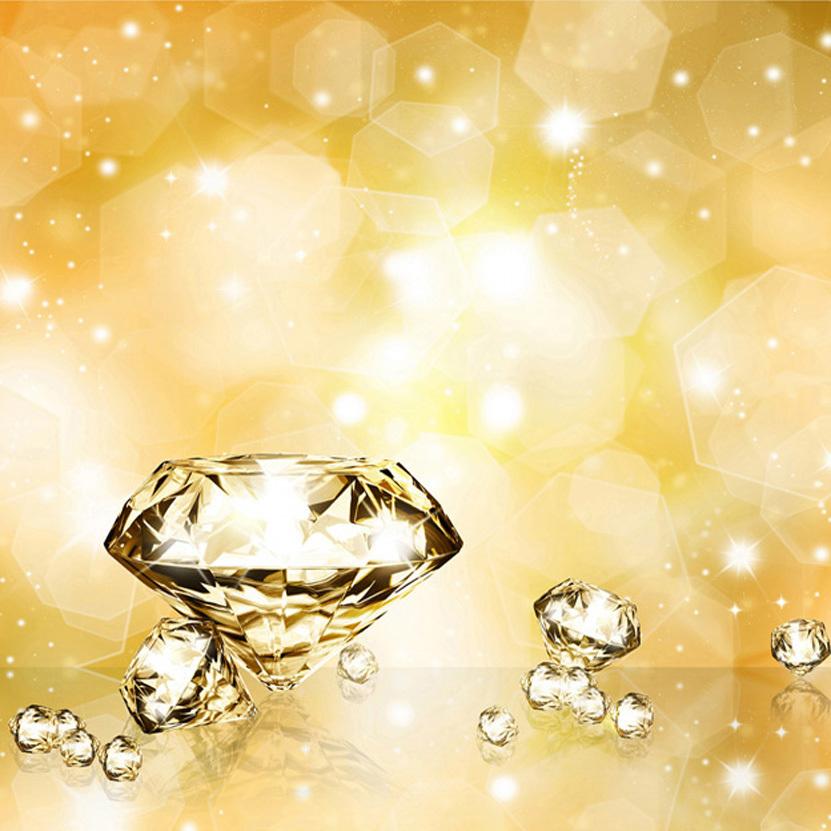 Diamonds and Pearls Wallpaper