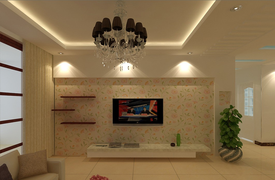 Wallpaper For Living Room Wall Home Design Ideas And Pictures
