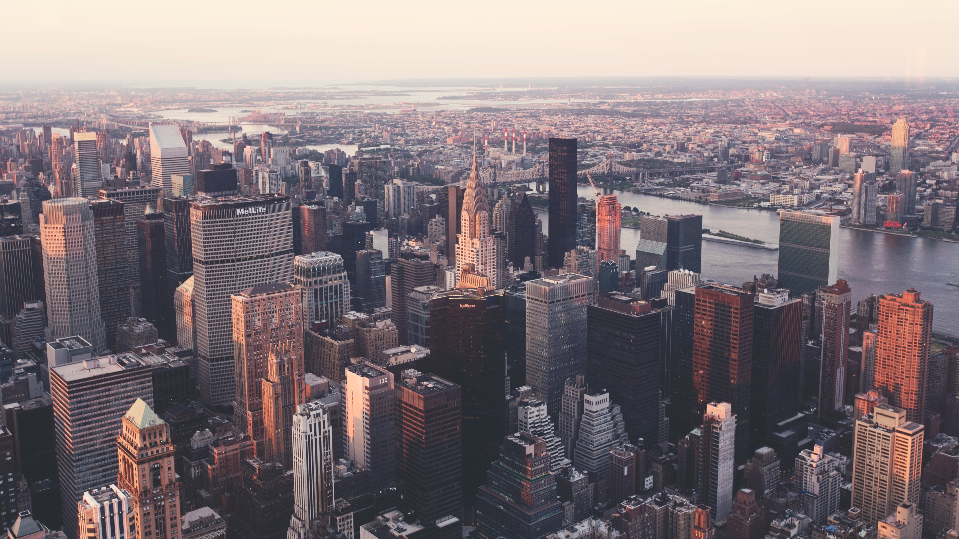Free Download Iconic View Of The New York City Hd Wallpapers