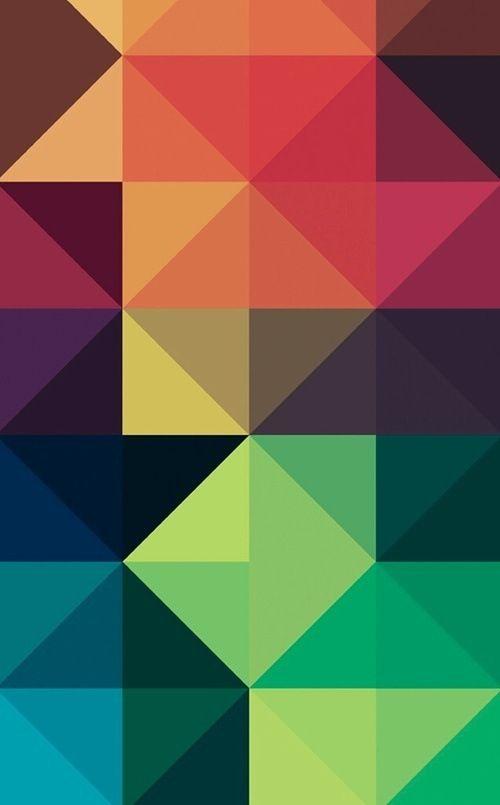Cool Geometric Wallpaper - WallpaperSafari