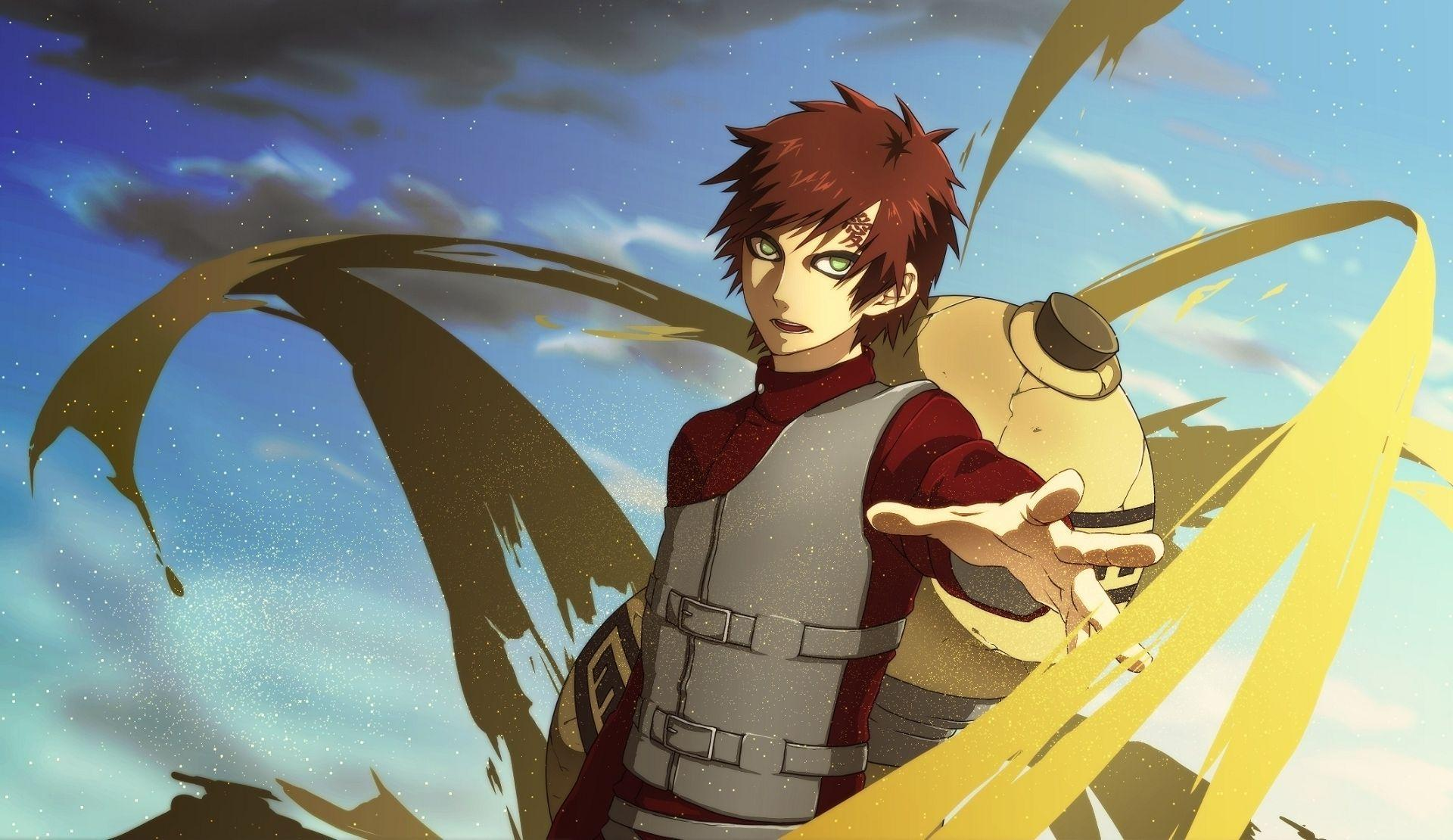 Wallpapers Gaara Kazekage 1920x1110