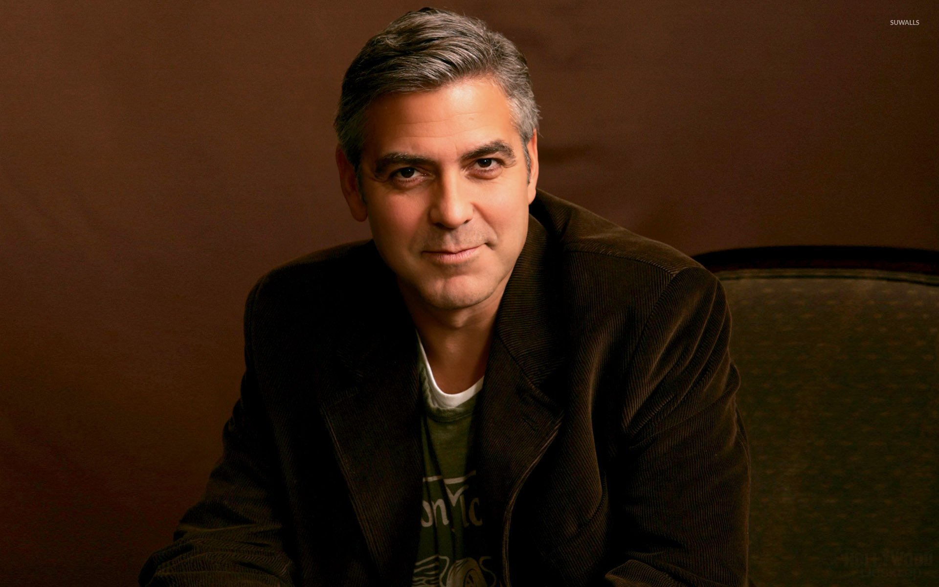 George Clooney wallpaper 1920x1200