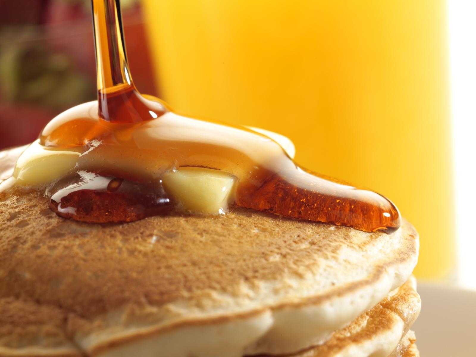 Pancakes wallpaper 1600x1200 78694 1600x1200