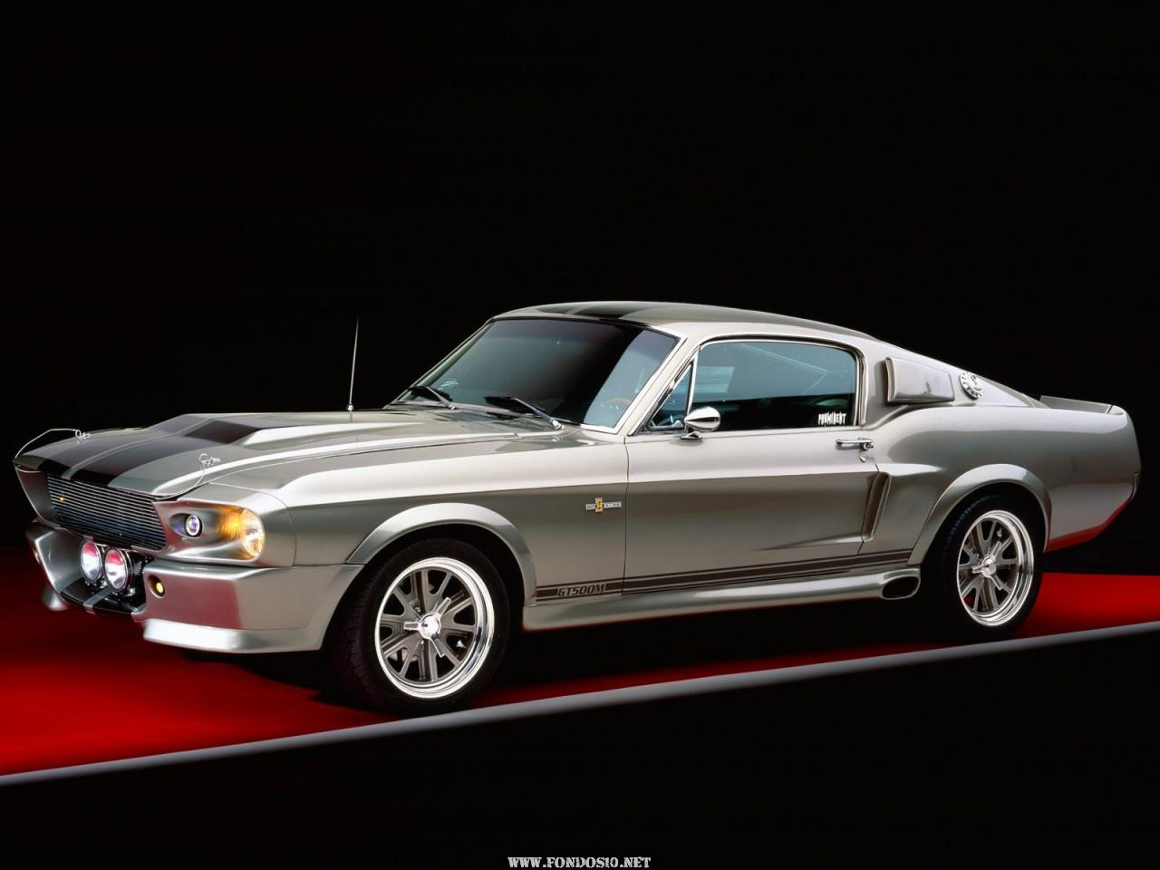 Wallpaper Backgrounds 1967 Ford Mustang GT500 1280x960