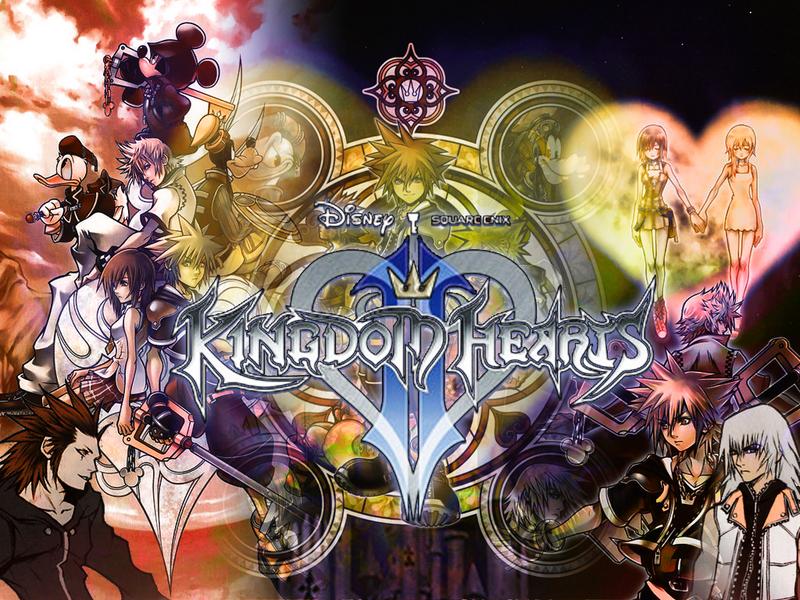Final Kingdom Kingdom Hearts Wallpapers 800x600