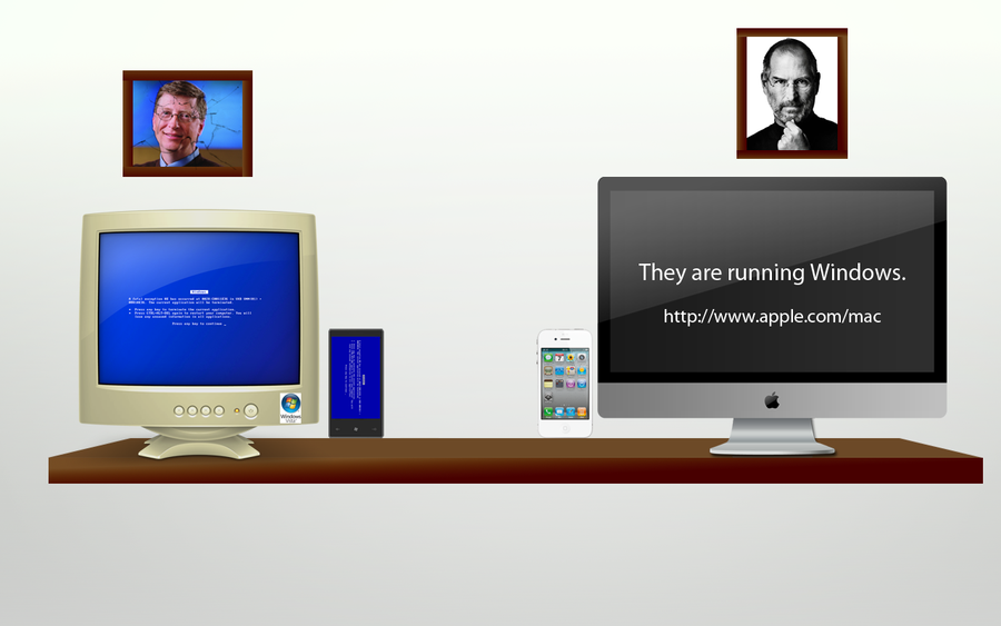 a comparison of mac and pc Erik eckel explores the true cost differential between a mac desktop and an imac vs a comparable windows box: the tco real-world desktop comparison.