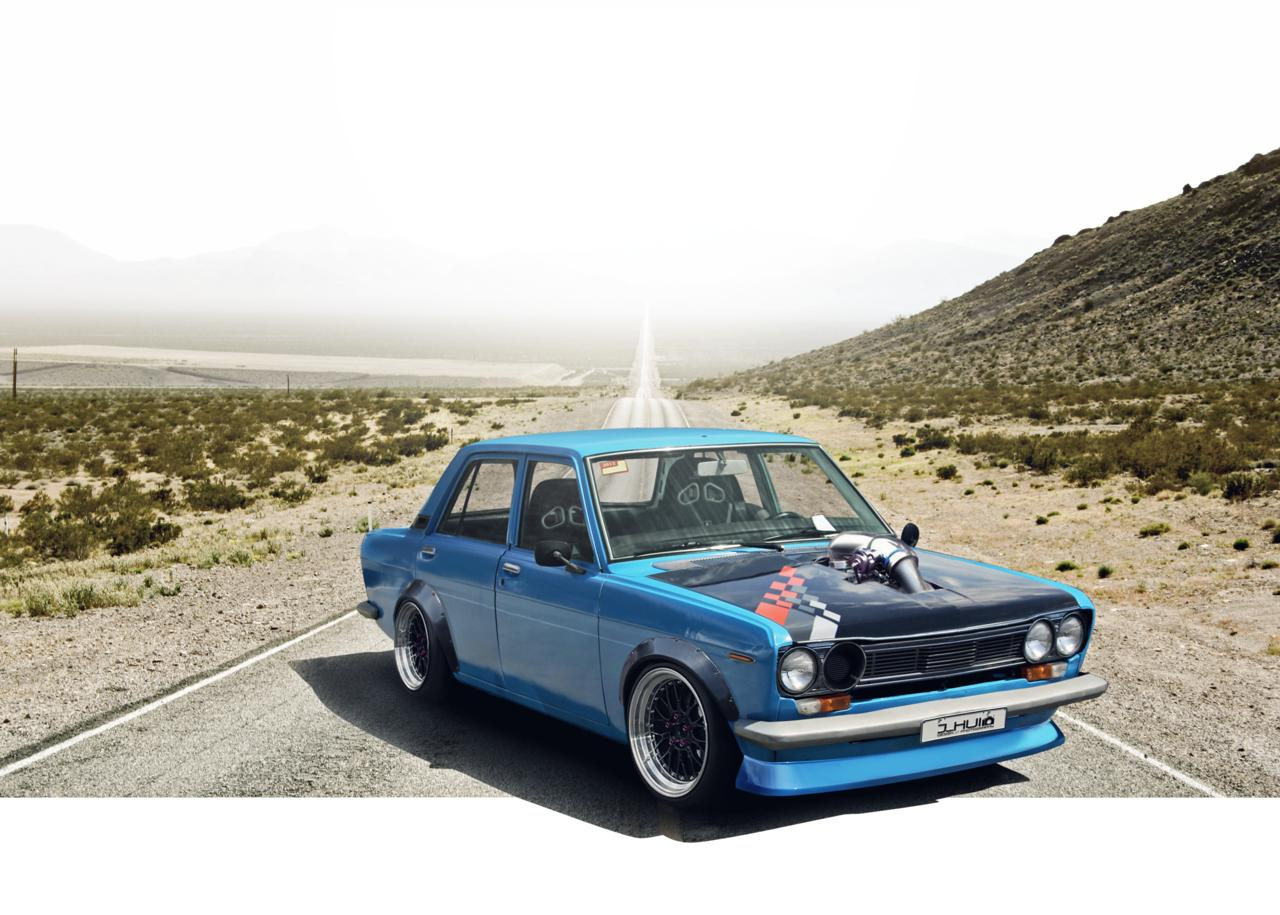 Datsun 510 Wallpapers 1280x915