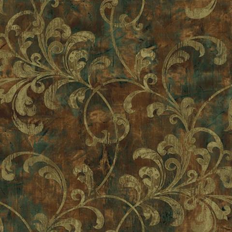RN60004 Renaissance Wallpaper Book by Seabrook SBK21955 480x480