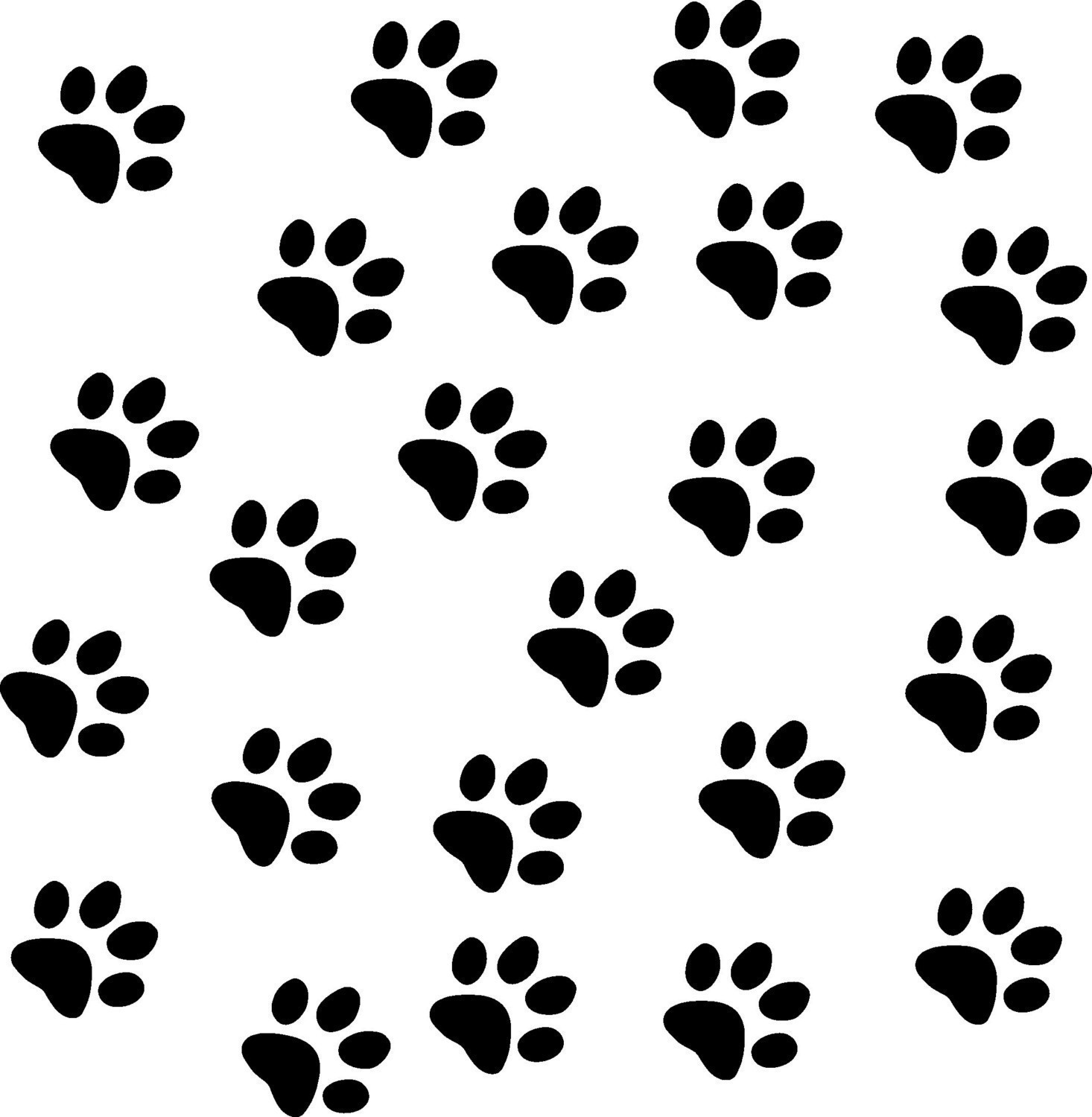 Free download Cat Paw Print Backgrounds