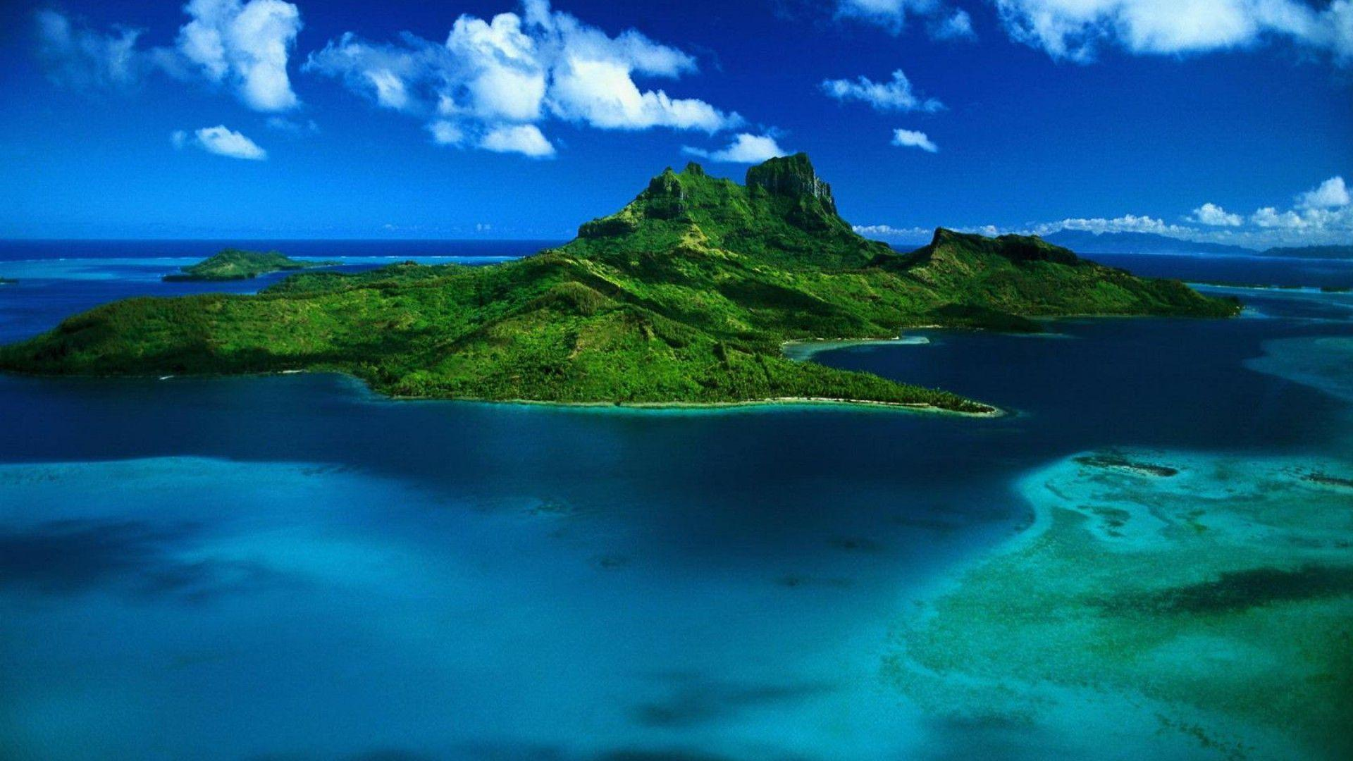 Island Wallpapers   Top Island Backgrounds   WallpaperAccess 1920x1080