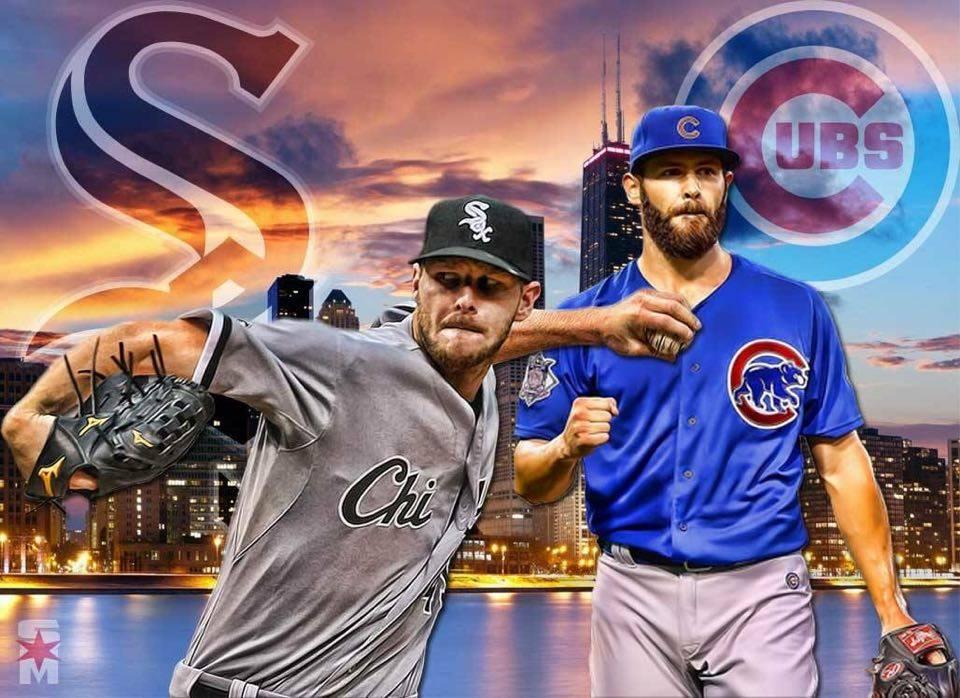 Best Chicago Pitcher Jake Arrieta VS Chris Sale You 960x698