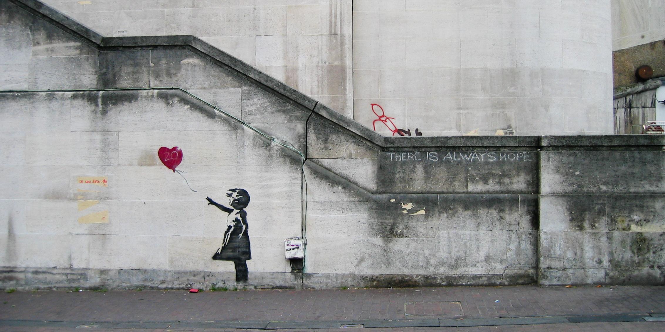 Banksy Hd Wallpaper: Banksy Wallpaper Hd