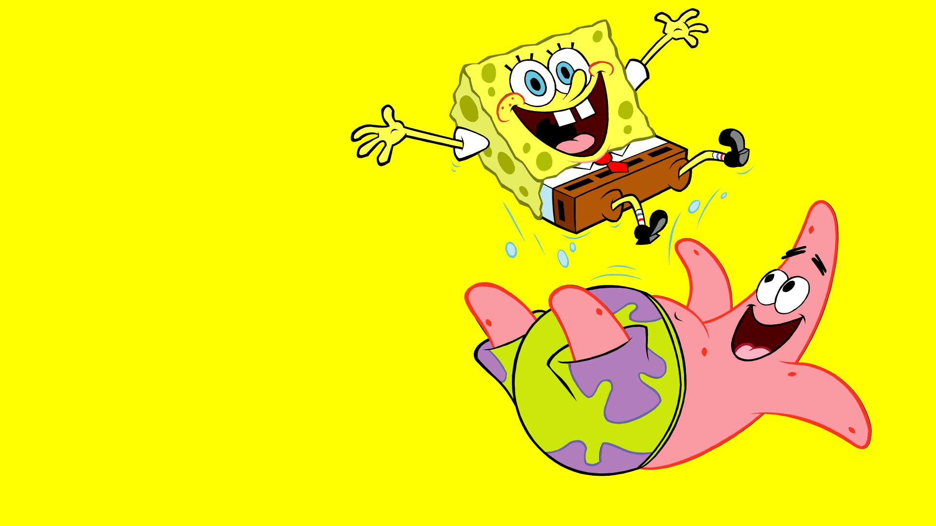 76 Spongebob Squarepants Wallpaper On Wallpapersafari