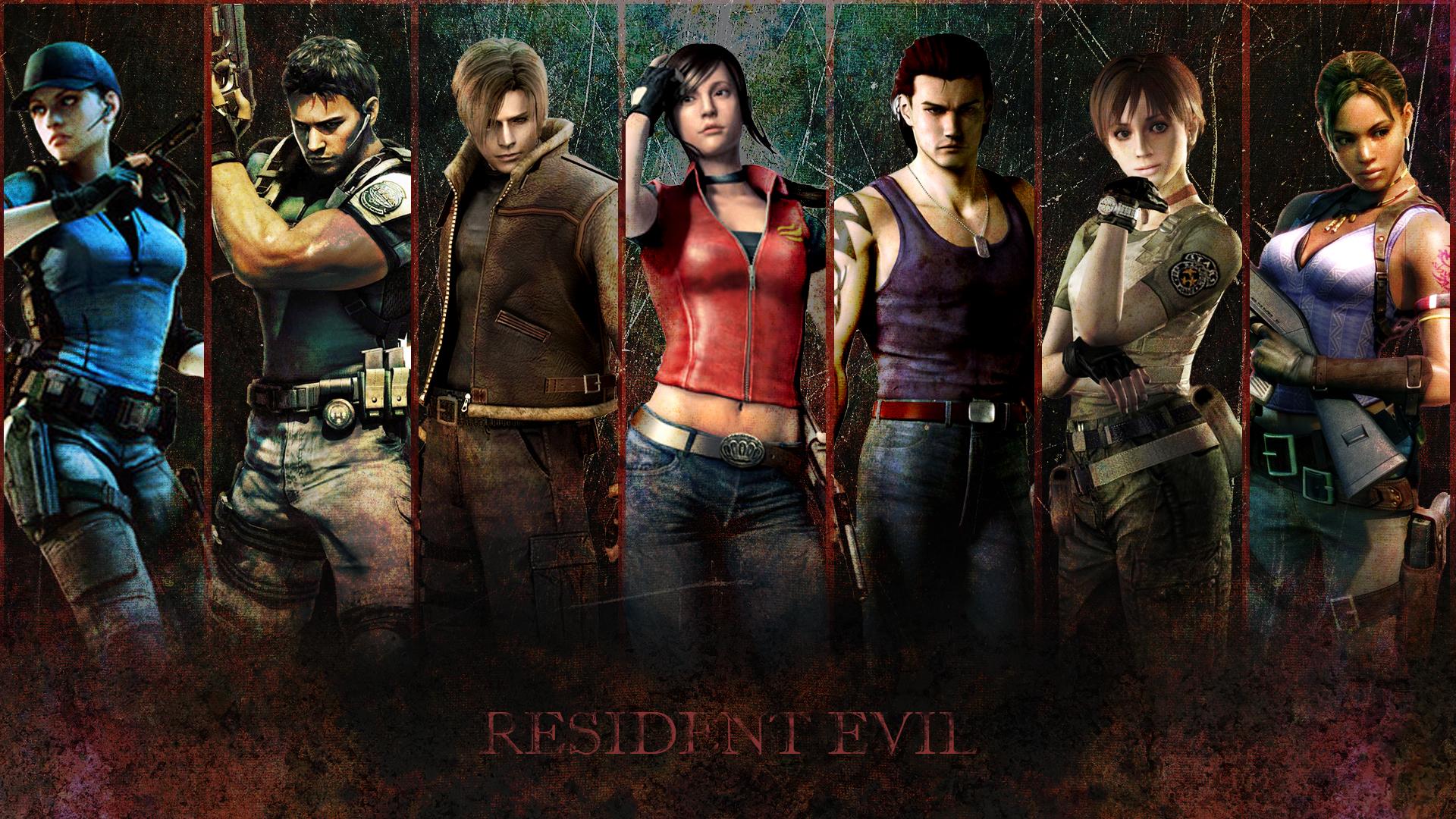 49 Resident Evil Wallpapers Free On Wallpapersafari