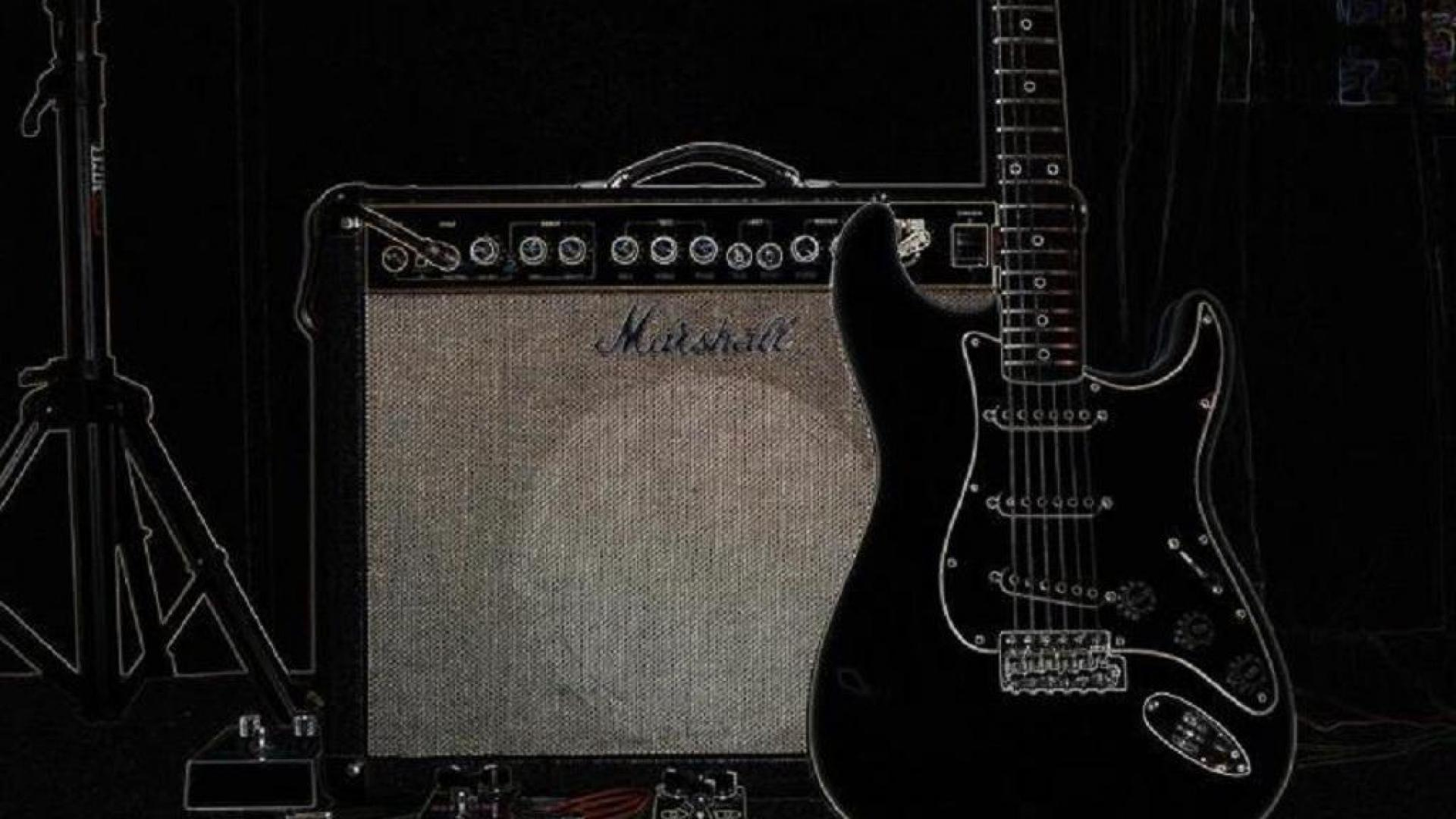 Guitar Amp Wallpaper  WallpaperSafari