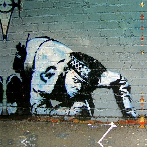Graffiti Art Wallpapers Group 71: Banksy Wallpaper 1920x1080