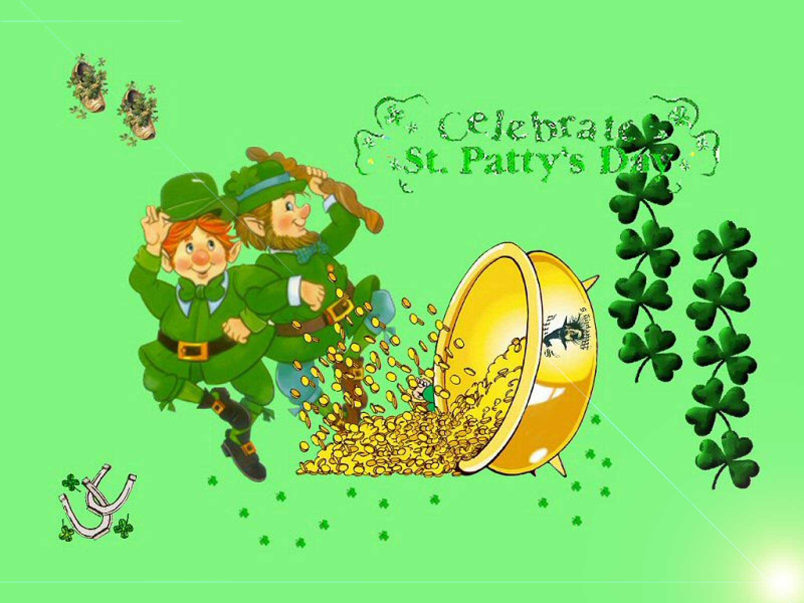 gallery St Patricks Day Greetings WallPapers Fun Gallery Images 1600x1200