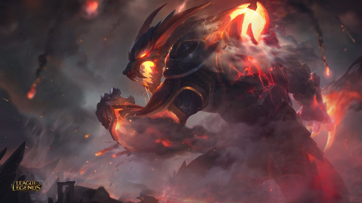 Firefang Warwick Rework League