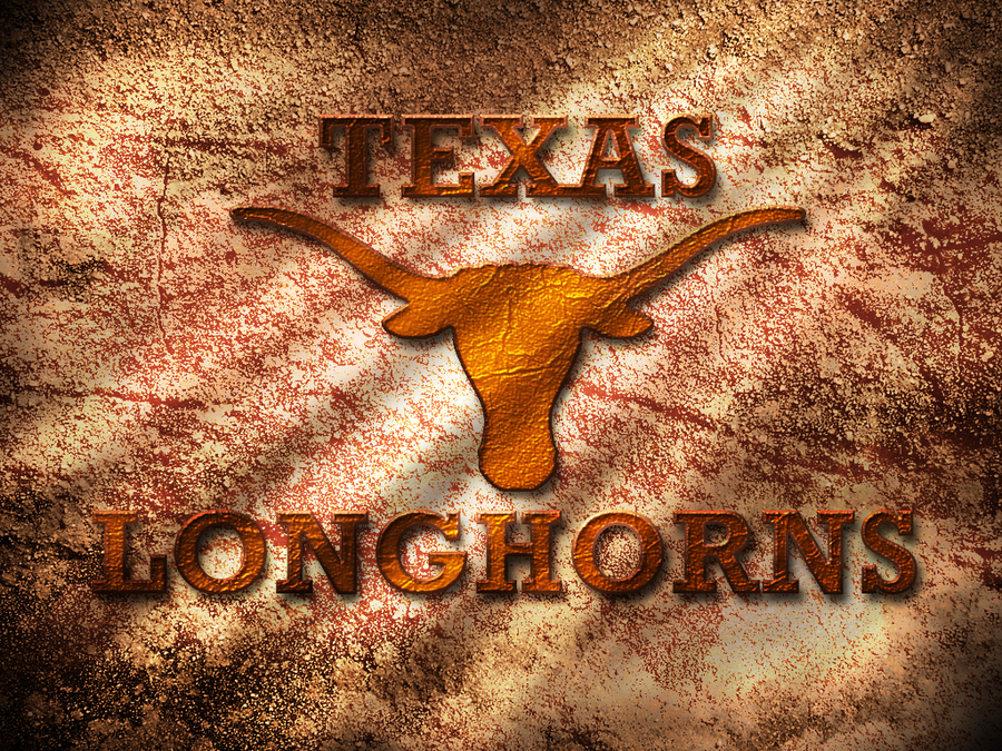 Texas Longhorns by TWRaBiDMoNkEy 900x675