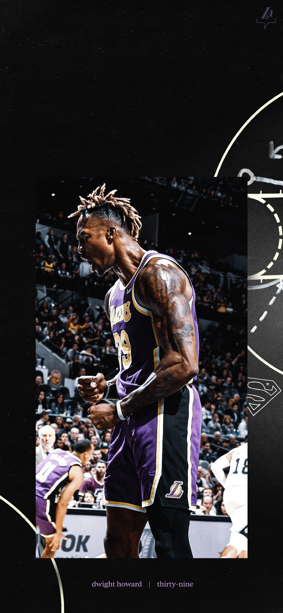 Lakers Wallpapers and Infographics Los Angeles Lakers 1125x2436