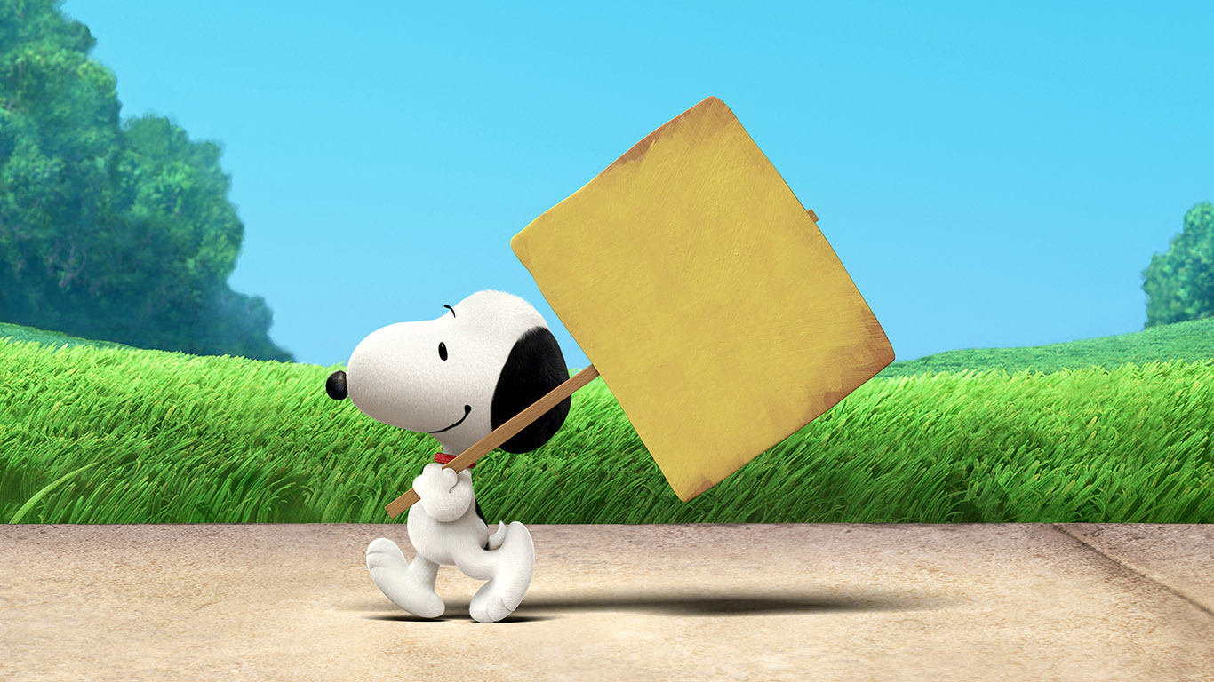 ... Movie Snoopy Flying Ace Dog Animated Wallpaper | WallpapersByte