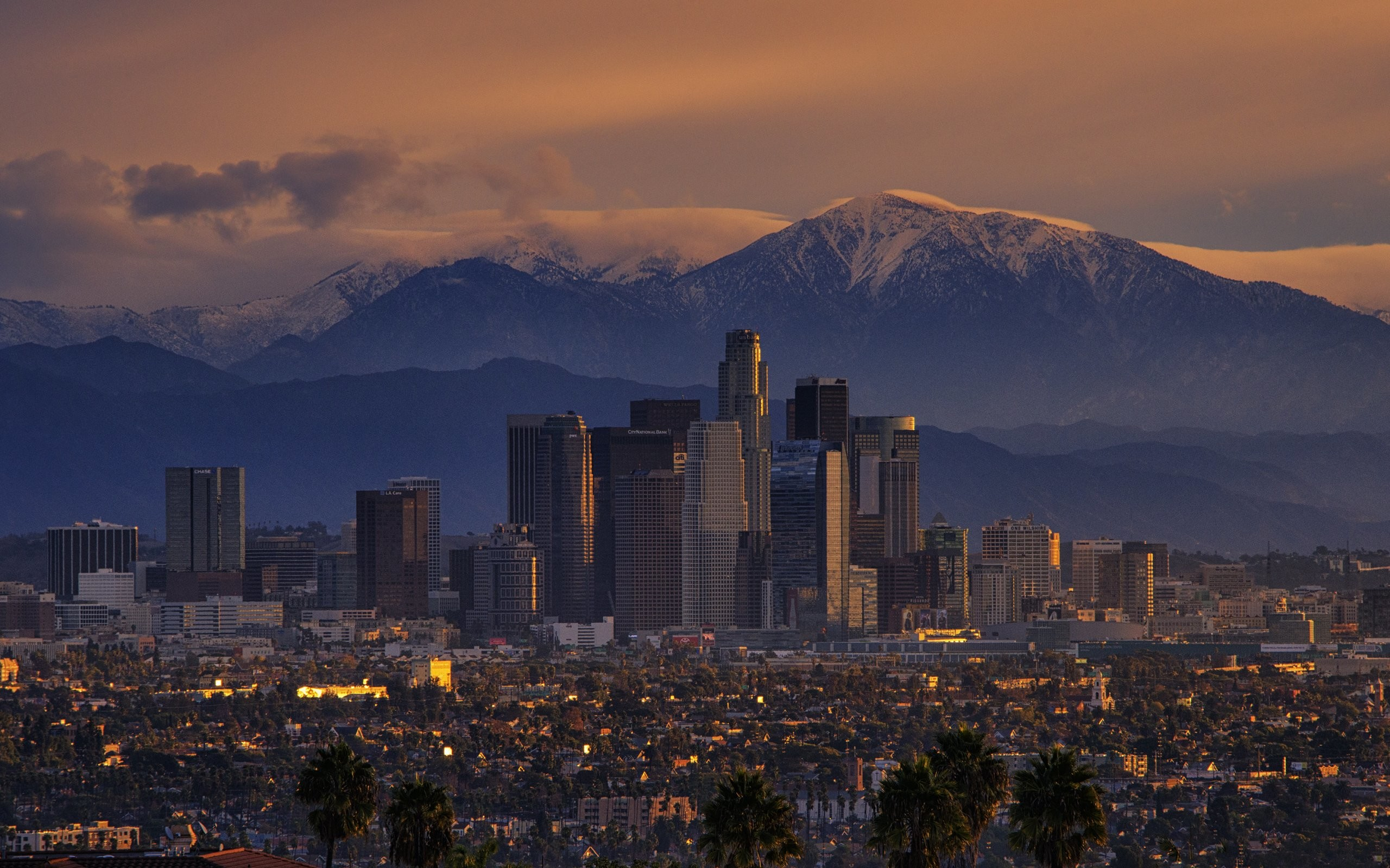 Los Angeles 4K Wallpaper 56 images 2560x1600