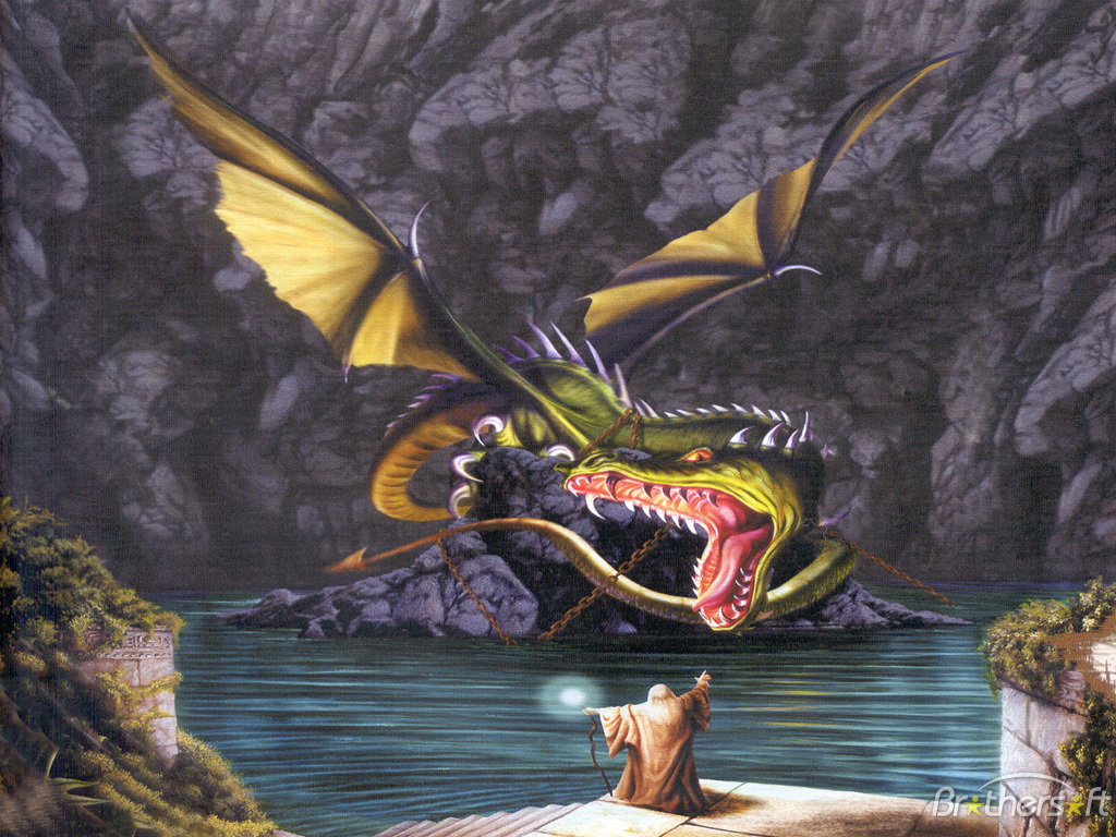 Download CAPTIVE DRAGON Wallpaper CAPTIVE DRAGON Wallpaper 1024x768