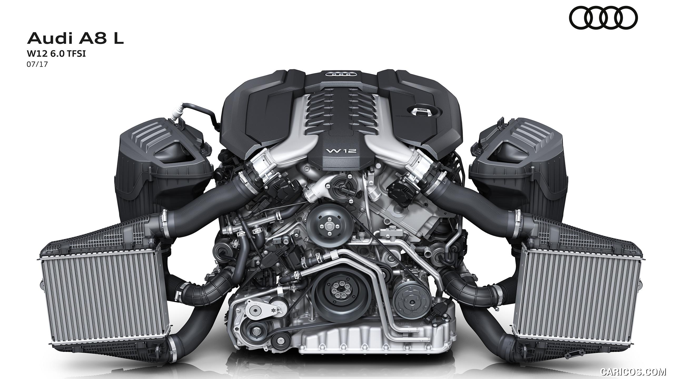2018 Audi A8   W12 60 TFSI Engine HD Wallpaper 59 2560x1440