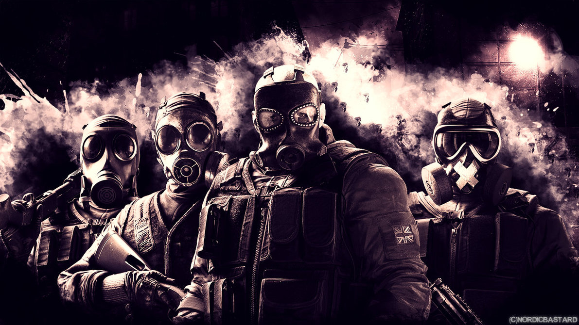 Rainbow Six Siege Wallpaper Hd: Rainbow Six Siege HD Wallpapers
