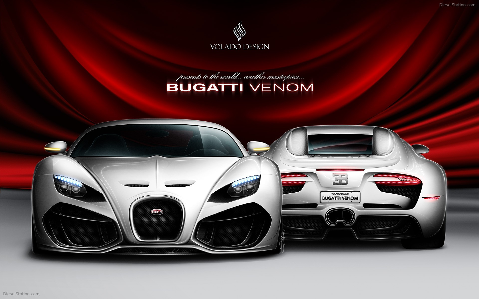 Exotic car Backgrounds for GS4Active 1920x1200