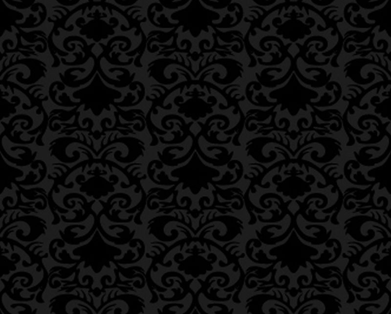 black design floral patternjpg phone wallpaper by nicolenicotine 800x643