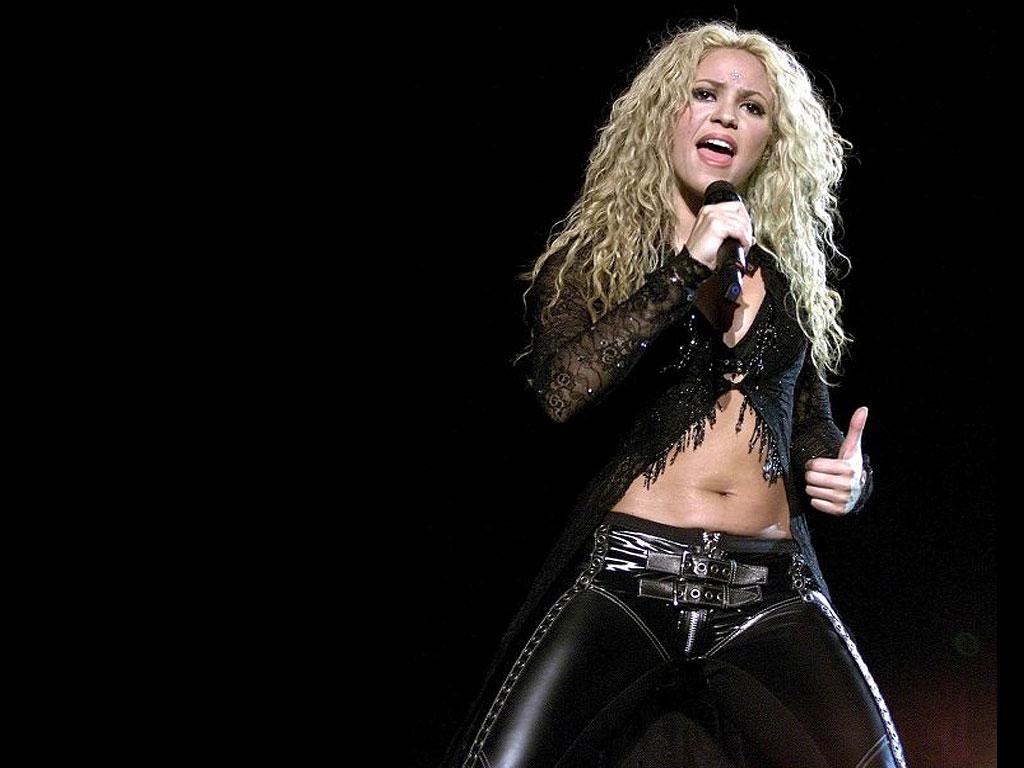 73] Shakira Wallpapers on WallpaperSafari 1024x768
