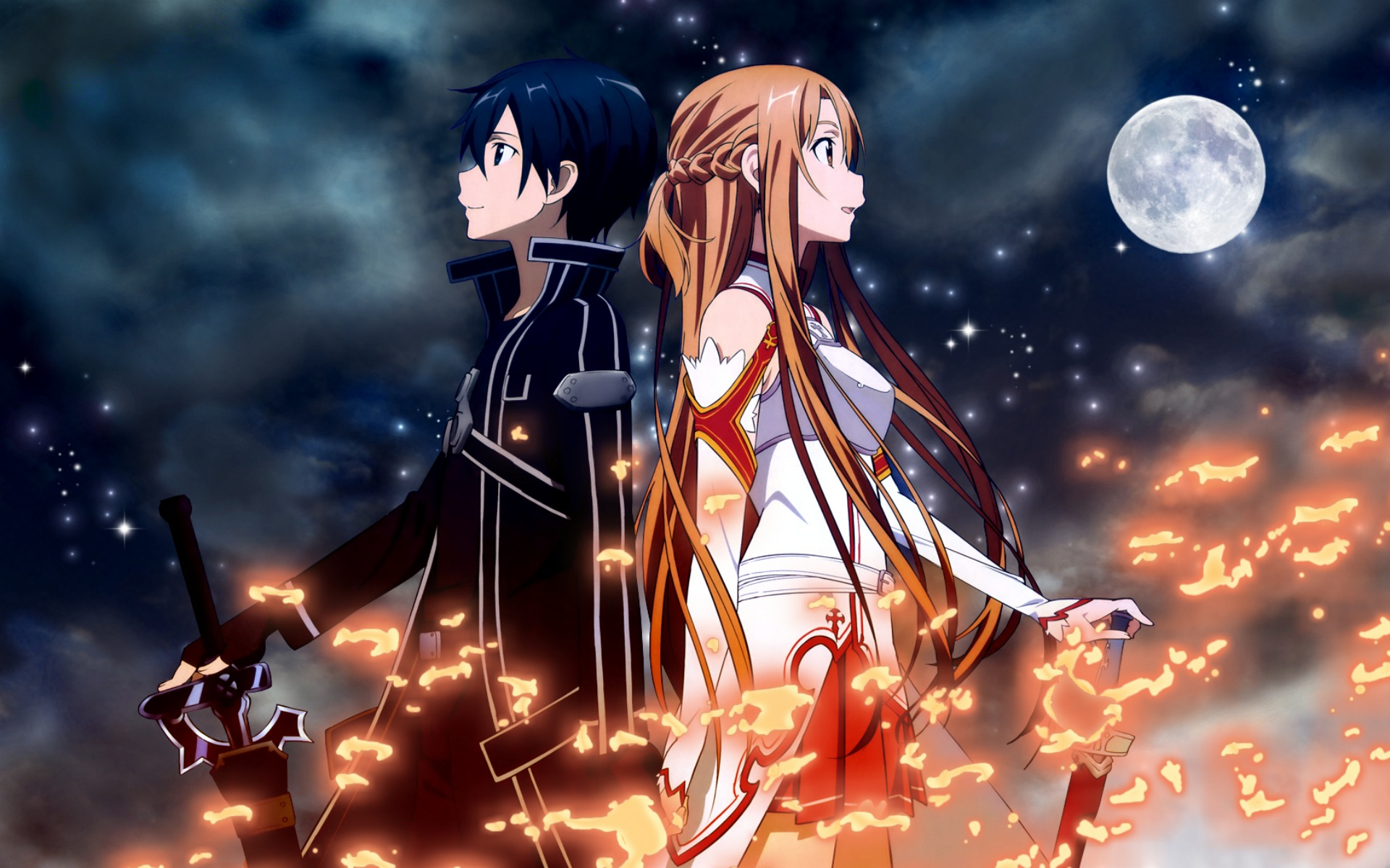 Sword Art Online images SAO HD wallpaper and background photos 1920x1200