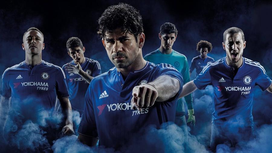 Chelsea FC 2015 2016 Adidas Home Kit 4K Wallpaper 900x506
