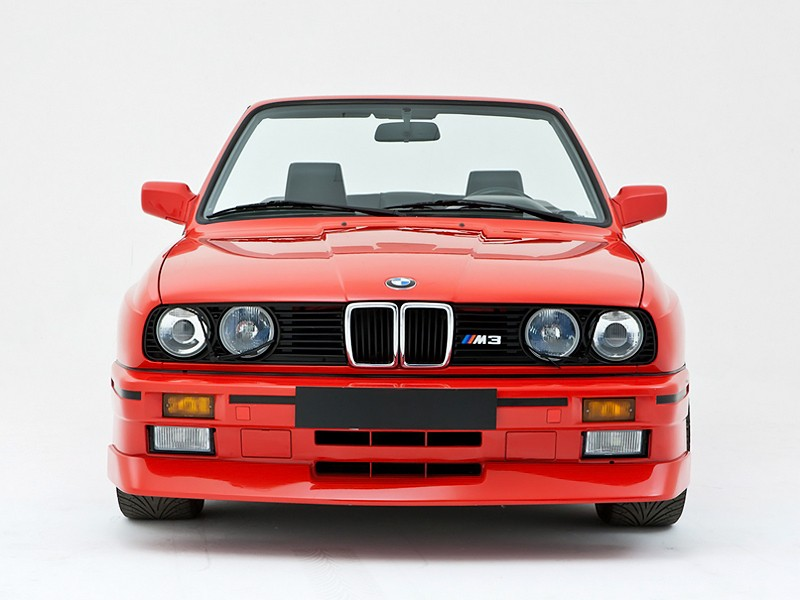 BMW M3 Cabrio E30 Wallpapers Car wallpapers HD 800x600