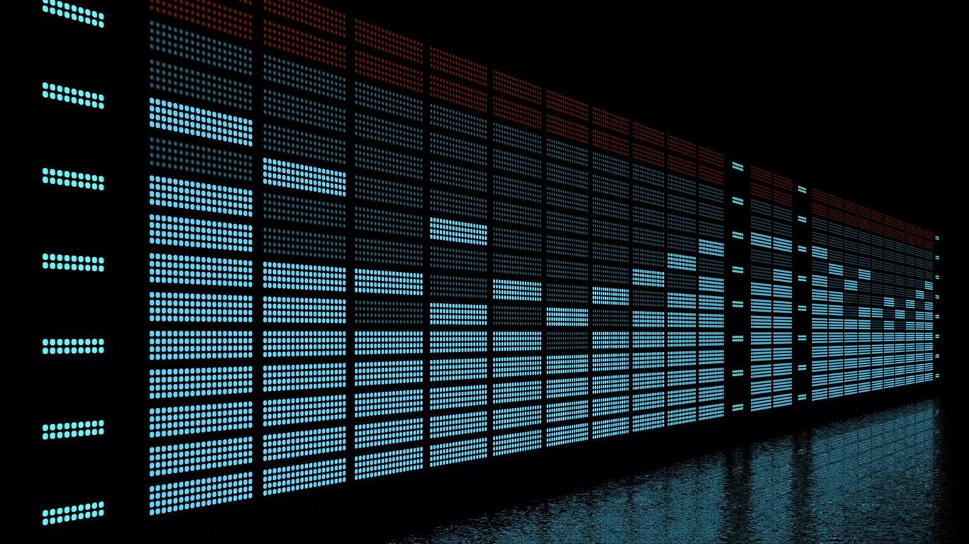 Equalizer Wallpaper - WallpaperSafari