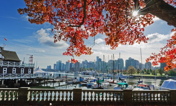 Autumn in Vancouver   National Geographic Photo Contest 2011 608x368