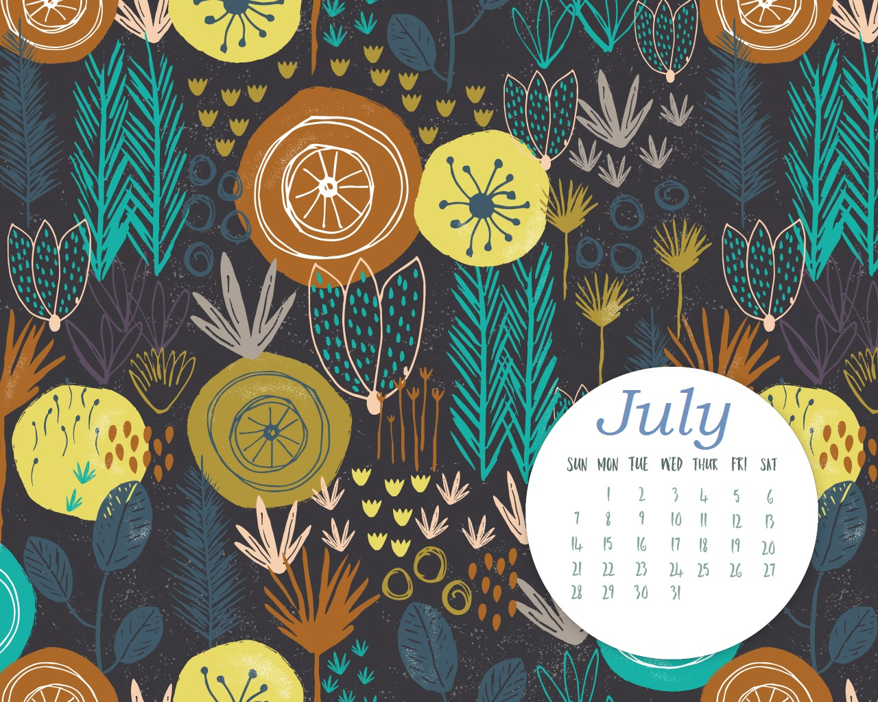2019 HD Calendar Wallpapers Calendar 2019 1280x1024