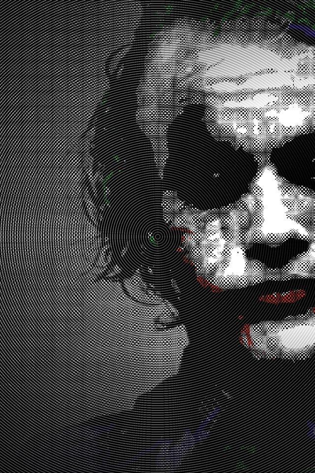 Hd iphone joker wallpaper wallpapersafari for Joker wallpaper 4k