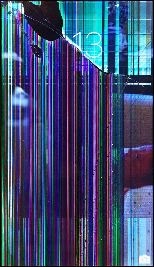 Broken Screen Wallpaper Iphone 7 Bestpicture1org 592x1024
