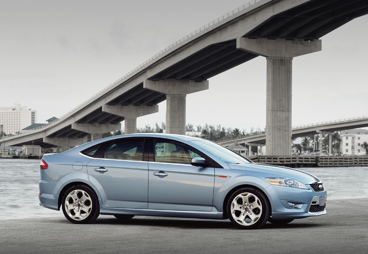 Ford Mondeo Wallpapers ucx power 1280x885