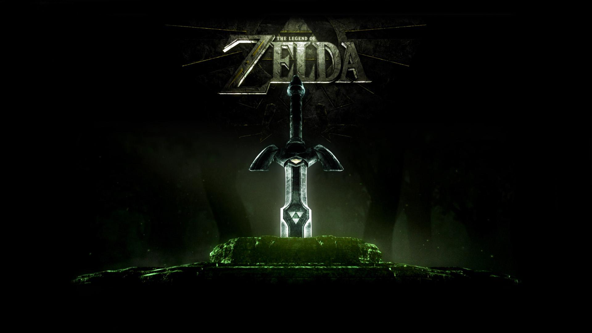 Zelda 1080p 1920x1080