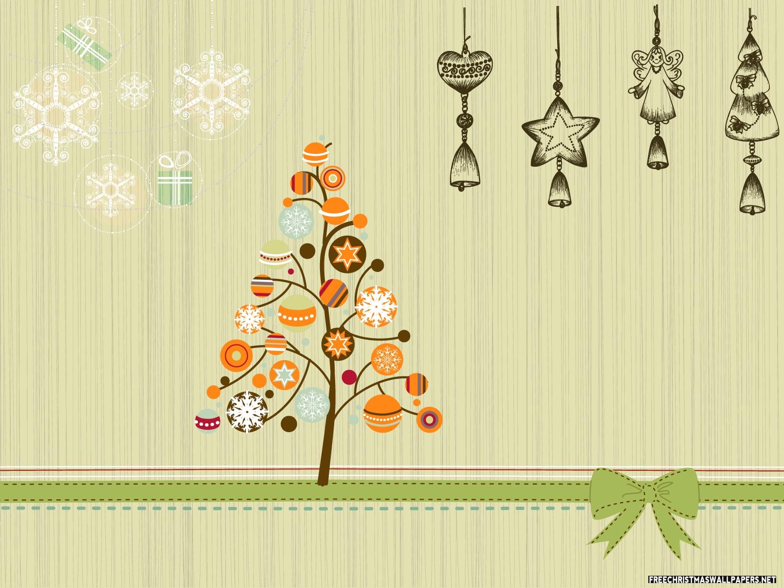 Merry, Christmas, Tree, Clip, Art wallpaper - ForWallpaper.com