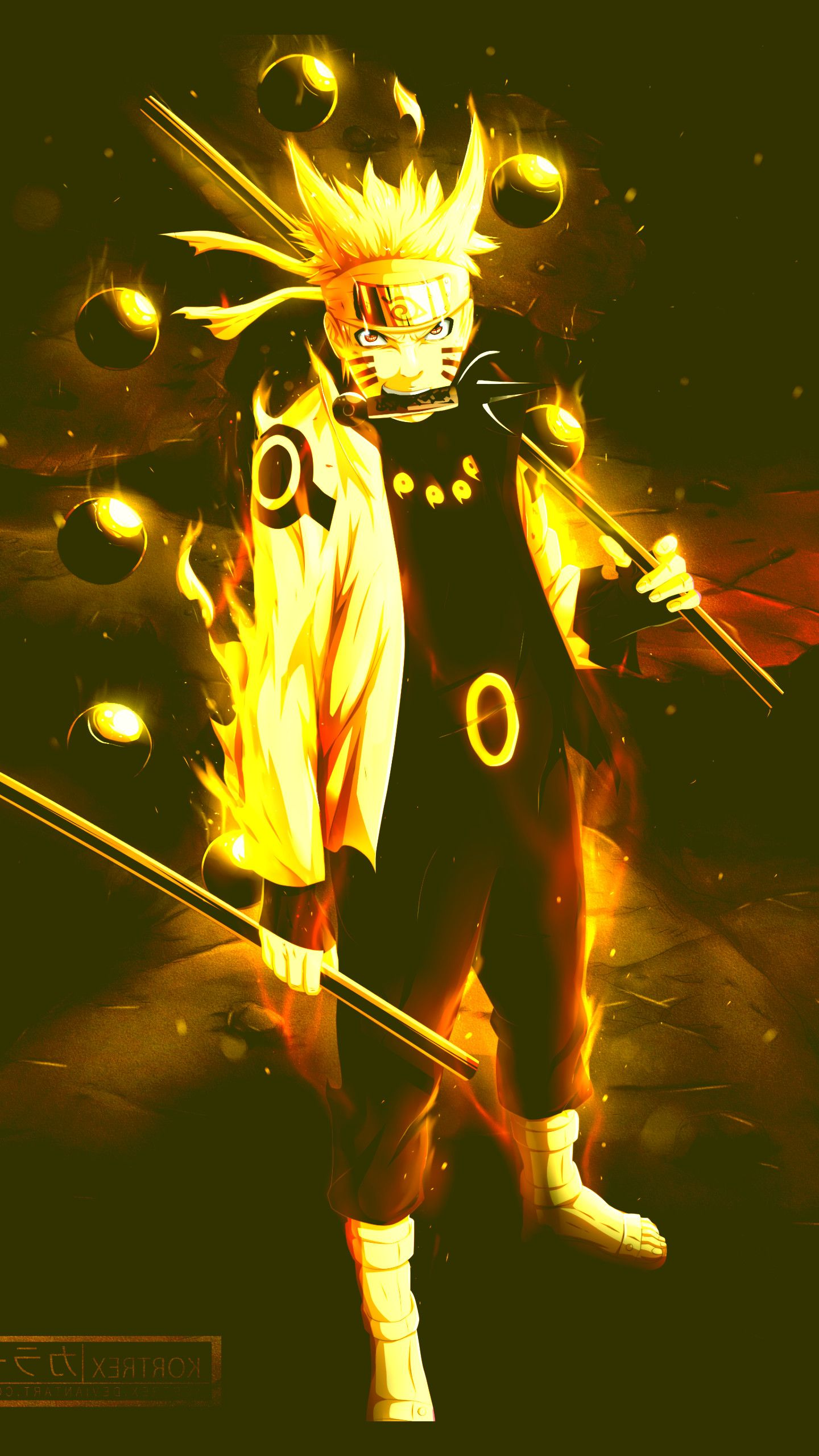 Naruto Anime iPhone Wallpapers   Top Naruto Anime iPhone 1440x2560