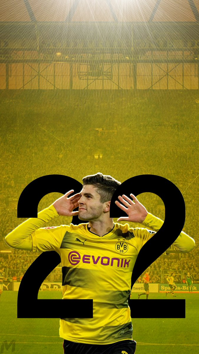 Mystique on Twitter Christian Pulisic Wallpaper cpulisic 10 675x1200